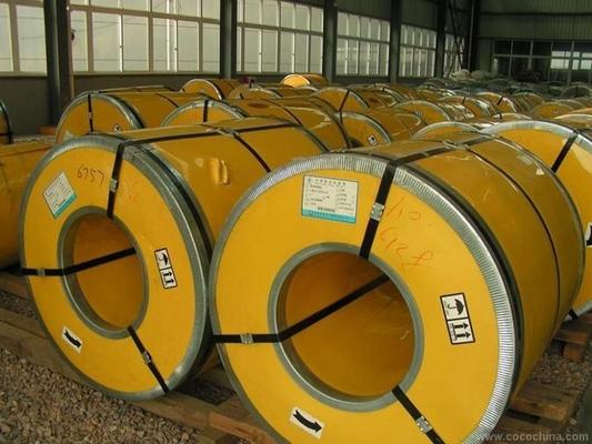 China 316 L 321 430 430L walzte Oberfläche der Edelstahl-Spulen-2B mit 1000mm 1219mm Breite kaltauf Verkäufen